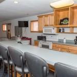 Kill Devil Hills Oceanfront Rental, Rec Room, Blue Crush with Carolina Designs