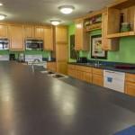 Kill Devil Hills Oceanfront Rental, Dining area, Blue Crush with Carolina Designs