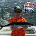 Sea Hunter 2 Sportfishing Charter out of Pirates Cove Marina OBX