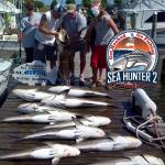 Sea Hunter 2 Sportfishinh Charter out of Pirate Cove Marina OBX