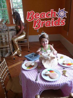 mermaid birthday partys obx
