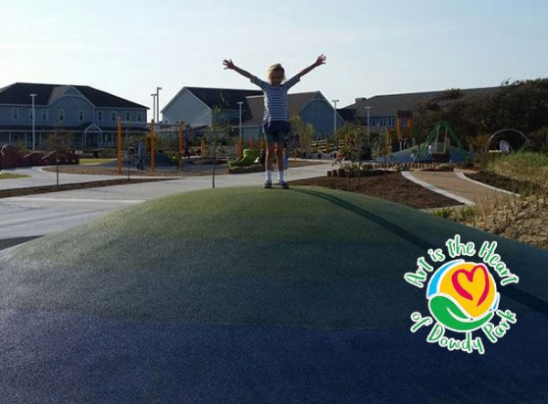 Dowdy Park Opening 2017, Nags Head