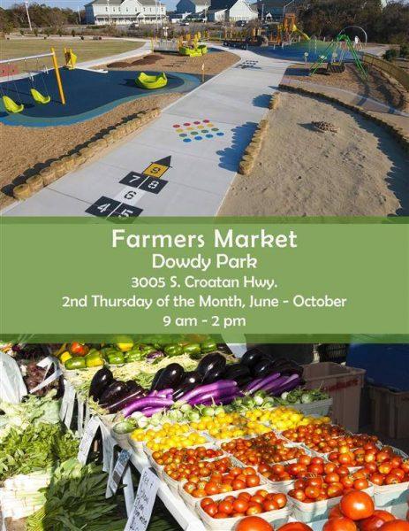 Dowdy Park Farmers Market 2018