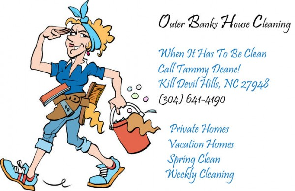 Tammy Deane, Outer Banks House Cleaning