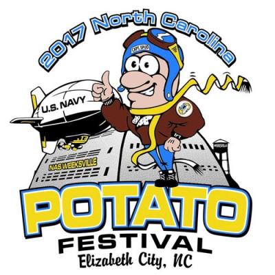 Potato Festival 2017, Elizabeth City NC
