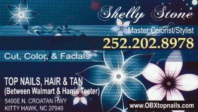 Shelly Stone To Nails Hair Salon