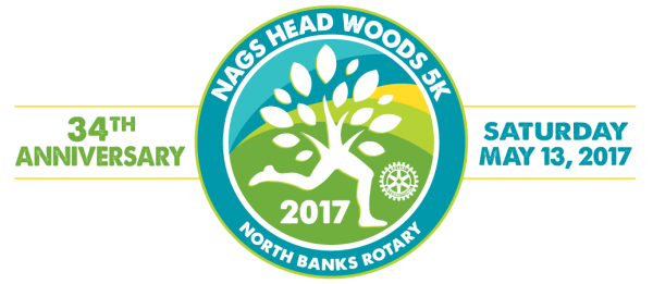 34th Annual Yuengling Nags Head Woods 5K Run