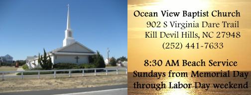 Ocean View Baptist Church Kill Devil Hills