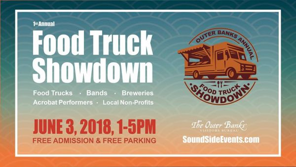 OBX Food Truck Showdown at Soundside Live Events in Nags Head