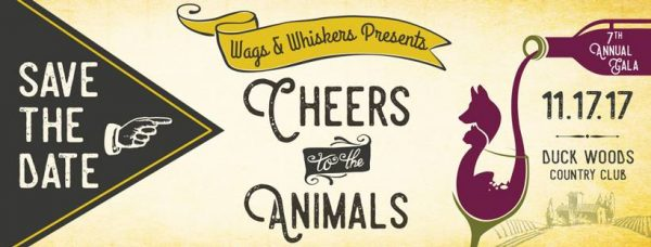 Wags and Whiskers Gala OBX 2017