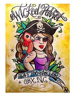 OBX Tattoo Parlor